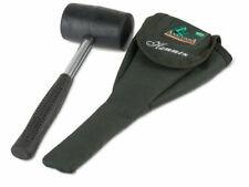 ANACONDA Hammer 7141430 Gummihammer für Zeltheringe inkl. Tasche