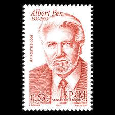 SPM 2006 - 75th Anniv the Birth of Albert Pen Politician - Sc 812 MNH