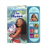 I Am Moana, Hardcover by Skwish, Emily (ADP); Disney Storybook Artist Team (I...