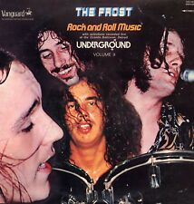 "FROST ""ROCK & ROLL MUSIC"" ORIG FR 1969 DETROIT DICK WAGNER"