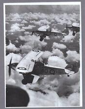 HAWKER HIND ORIGINAL VINTAGE PRESS PHOTO RAF - 5