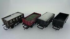 Hornby OO Gauge Arnolds Sands Bestwood Ocean Wagons - set of 4