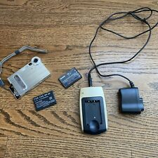 Casio EXILIM S3 3.2MP Digital Camera - Silver With Charger