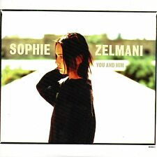 ★☆★ CD SINGLE Sophie ZELMANI  You And Him 2-track CARD SLEEVE ★☆★ NEW SEALED
