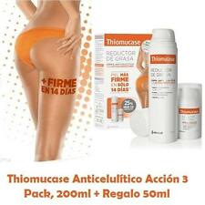 PACK THIOMUCASE ANTI-CELLULITE LOOSE FAT 250ml