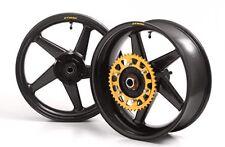 Dymag CA5 Carbon Fiber Wheels - YZF-R1 S1000RR CBR1000RR RSV4 ZX-10R GSX-R1000