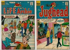 2 - 1971 Archie Comic Books - Great Condition
