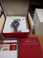 Omega Ref 351052 Speedmaster Watch Japan Limited Rare Panda Dial Ex++ W/Box