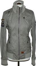 Khujo Jacke  Gr. L  Grau  Logo  Damenjacke