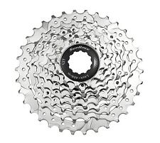 SUNRACE 7 SPEED INDEX 12-28 FREEHUB BLOCK CASSETTE SPROCKET COG SILVER