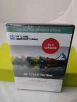 THE GLOBAL LEADERSHIP SUMMIT 2015 TEAM EDITION (DVD VERSION) 13 Talks NEW/SEALED