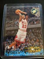 1995-96 Topps Stadium Club Michael Jordan #1 Chicago Bulls, HOF Rare