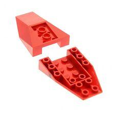 2 x Lego System Rund Stein rot 4x4 Drehscheibe Teller eckig Bodenplatte 3403c01 LEGO Bau- & Konstruktionsspielzeug