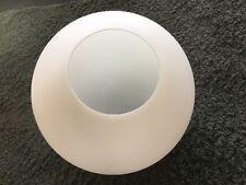 Lampenschirm, Ersatzglas, Glasschirm, Glaskugel, opal weiss matt, ca. 30 cm