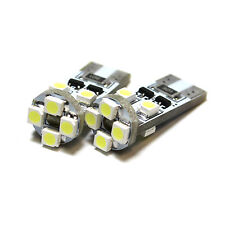 Irmscher Omega 8SMD LED Error Free Canbus Side Light Beam Bulbs Pair Upgrade