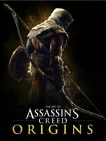 Art of Assassin's Creed Origins  Davies Paul New Sealed