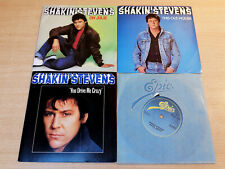 "Shakin' Stevens/4x Epic 7"" Single/Marie Marie/Oh Julie/This Ole House/You Drive"