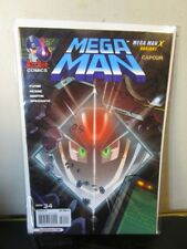 Mega Man (Archie Vol 1) # 34 bagged boarded ~