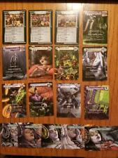 SPOILS TCG CCG DECADE OF DECKADENCE Promo Card Lot Never Released 1 Full Set