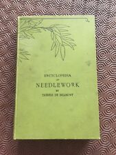 Antique Encyclopedia of Needlework by Therese de Dillmont