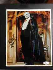 "AL LEWIS ""MUNSTERS"" Grandpa JSA COA SIGNED AUTOGRAPHED 8X10 PHOTO"