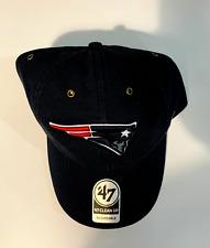 New England Patriots 47 Brand Carhartt Limited Edition Clean Up Hat Cap Adjustab