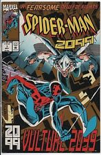 Marvel Comics Spider-Man 2099 #7 The Vulture of the Future! VF May 1993