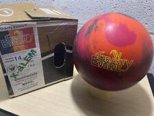 New listing 14lb Storm Gravity Evolve xblem New in box