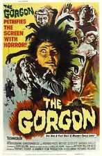 Gorgon Poster 04 Metal Sign A4 12x8 Aluminium