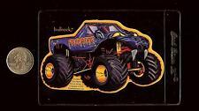 PREDATOR Monster Jam Vending Machine Sticker / 2000 SFX Motor Sports  Hot Wheels