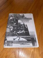 Return of the Jedi Video Arcade Game Operators Manual, Atari 1984