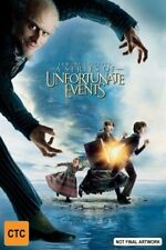 Series Of Unfortunate Events, A - Carrey, Jim - Movie Dvd very good condition