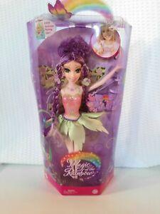 Barbie Fairytopia Glee Doll NEW Magic of the Rainbow 2006