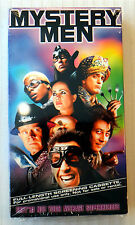 Mystery Men ~ New Vhs Screener Movie Promo Demo Video Tape ~ Ben Stiller Comedy