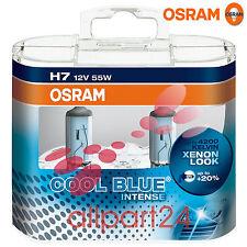 Osram 64210CBI-HCB H7 12V 55W PX26D Coolblue Intense 2er-Box Bombilla Automóvil