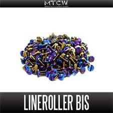 MTCW Line Roller Titanium Screw for SHIMANO, DAIWA