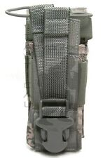 BAE Systems ECLiPSE MBITR Radio MOLLE Pouch - Air Force ABU camo