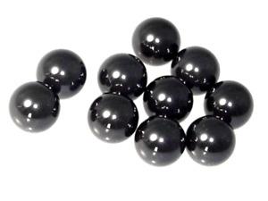 12 Keramikkugeln / Si3N4 Kugeln 6.350mm G10 1/4 inch