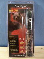 New In Pack - Buck Expert 3 In 1 Bear Call