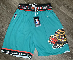 Memphis Grizzlies NBA Team Shorts (Small)