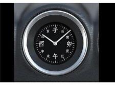 Orologio kanji con numeri giapponesi + cornice ad anello per New Vitara 2015>