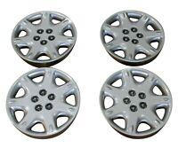 """Set of 4 OEM Wheel Covers 01-02 Chrysler Pt Cruiser 15"""" Wheel Hub Caps 7 Spoke"""