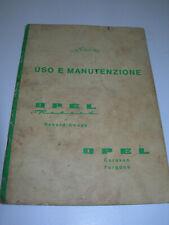 #shvm 1102 Manuale di servizio OPEL VIVARO nuovo Movano edizione 11//02