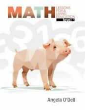 Math Level 1: Lessons for a Living Education (Paperback or Softback)