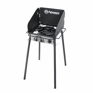 Gastisch Petromax ge45-s mit 1 Brenner 5 kW Gaskocher für Feuertopf dutch oven