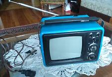 "SU RUSSIA - TV Portable set SHILJALIS-TENTO 402 D-1 230V/12 V, 6"""
