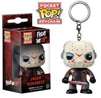 Funko Pocket Pop Keychain Friday The 13th - Jason Voorhees Vinyl Figure Toy 4871