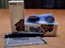 Baby Kids Banz Carewear  Sunglasses 100% UV Sun Protection for BOYS GIRLS 0 to 2