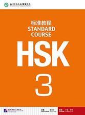 Hsk Standard Course 3 - Manuel Scolaire par Jiang,Liping Livre de Poche