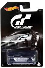 2016 Hot Wheels Gran Turismo #6 Aston Martin One-77